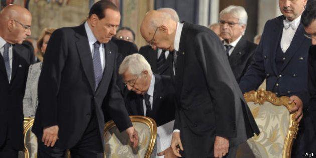 Berlusconi senatore a vita? Napolitano nominerà nuove personalità ma non saranno politiche: il Cavaliere...