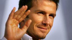 Salutando Beckham (FOTO,