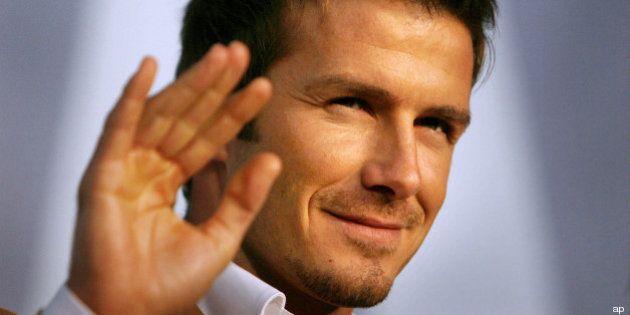 Calcio: David Beckham si ritira, a fine stagione appenderà gli scarpini al chiodo (FOTO,