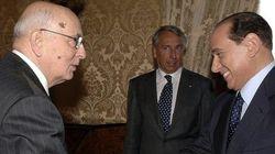 Ineleggibilità, Silvio Berlusconi tentato dalla crisi di governo. Ma il freno si chiama Giorgio Napolitano: