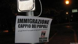 Kyenge a Pescara. Spuntano cappi simbolici firmati Forza
