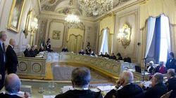 Stato-mafia, la Consulta accoglie il ricorso del Quirinale: