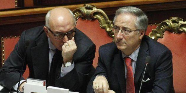 Il ministro Patroni Griffi: