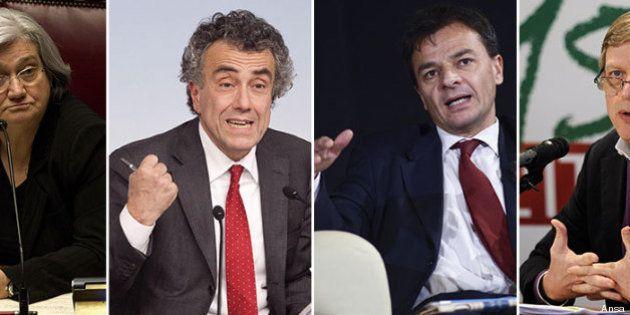 Matteo Renzi, segretario Pd e candidato premier? Il no di Rosi Bindi, Fabrizio Barca e Vannino Chiti