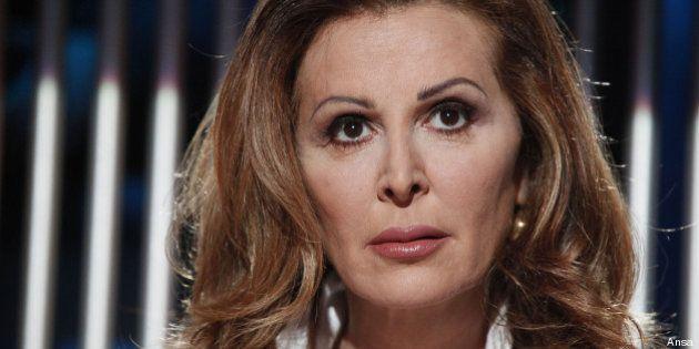 Daniela Santanchè ospite di Lucia Annunziata a in Mezzora