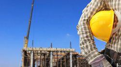 Istat, costruzioni a picco a marzo. Il settore cala del 20,9% in un anno