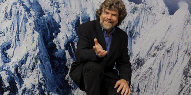 Messner: le Dolomiti soffrono per colpa