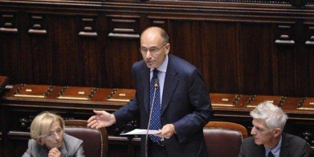 Fiducia Enrico Letta: il voto al Senato. Silvio Berlusconi cambia idea all'ultimo: