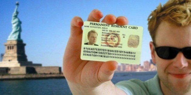 Green card lottery: si apre la lotteria per vincere la Green card. 50mila in