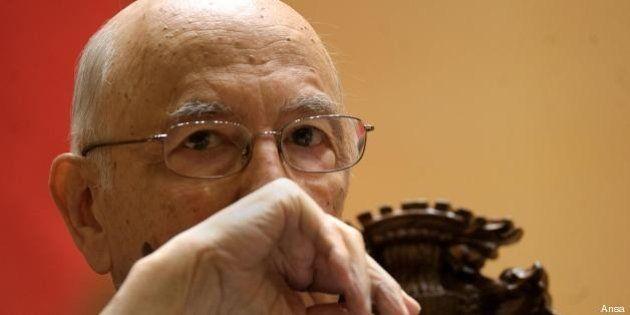 Napolitano incontra il Ragioniere Daniele Franco. Dall'Imu all'Iva faro sui provvedimenti del