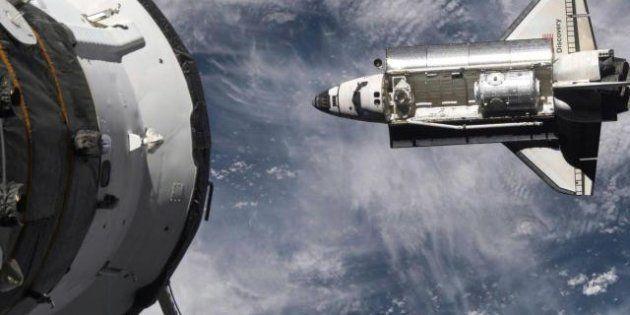 La navetta spaziale americana