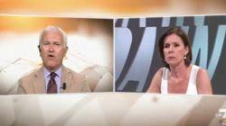 Caso Ablyazov: Maurizio Belpietro e Bianca Berlinguer litigano in tv