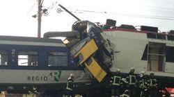 Scontro frontale tra due treni in Svizzera. Decine di