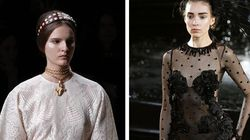Valentino sfila a Parigi. E Louis Vuitton dice addio a Marc Jacobs