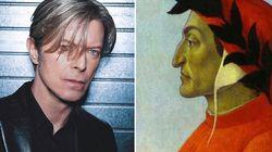 Divino Bowie: l' Inferno di Dante e il Gattopardo fra i libri preferiti (FOTO