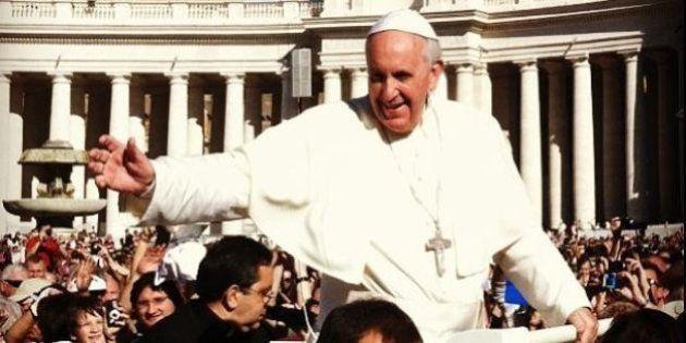 @Popefrancis. Il Papa è su Instagram da qualche mese ma ha pochissimi follower. Eppure