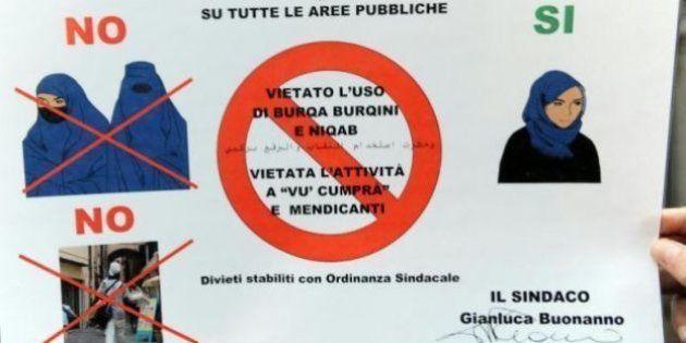 Varallo. Il divieto di burqa di Gianluca Buonanno finisce in Tribunale