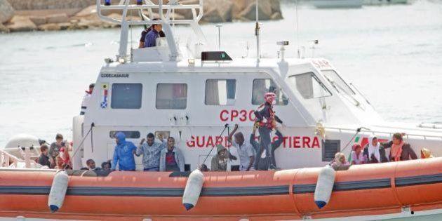 Lampedusa, naufraga barcone di migranti. Il sindaco Giusi Nicolini a Enrico Letta: