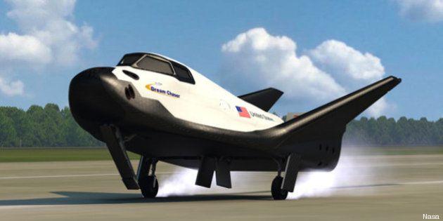 La Nasa a caccia di sogni. Ecco il nuovo shuttle Dream Chaser