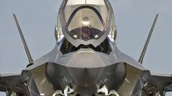 Il Pentagono mette a terra l'F35, il caccia delle