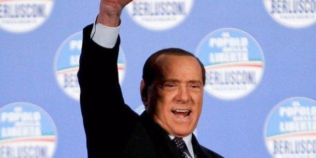 Elezioni 2013, Silvio Berlusconi rompe il silenzio elettorale: