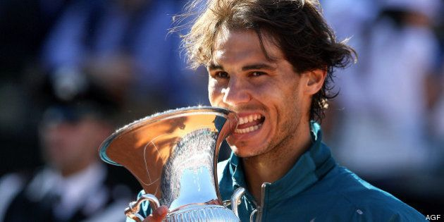 Tennis, Rafa Nadal sette volte Re di Roma. Eterna Serena Williams