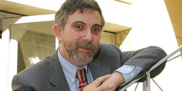 Paul Krugman contro i bocconiani Alesina e Ardagna:
