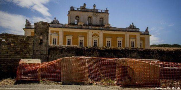 Reggia di Carditello: la tenuta borbonica abbandonata attende ancora un compratore