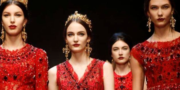 Moda Milano / La donna-regina di Dolce & Gabbana