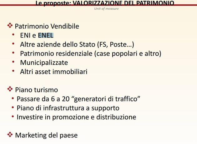 Enel, Eni, Finmeccanica: Stefano Fassina contro Matteo Renzi: