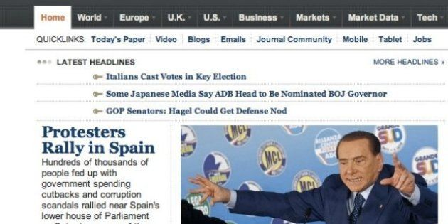 Elezioni 2013 viste dalla stampa straniera