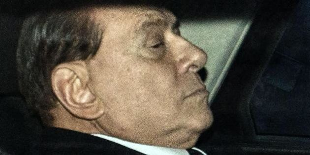 Decadenza, Silvio Berlusconi: