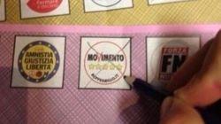 Sui social network le foto dei voti per Grillo. Non a tutti è chiaro che non è