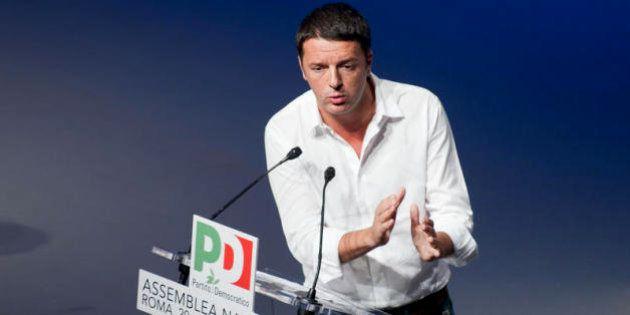 Matteo Renzi incalza Enrico Letta e lancia la campagna congressuale: