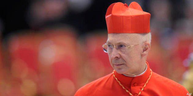 Cardinale Angelo Bagnasco contro la mafia: