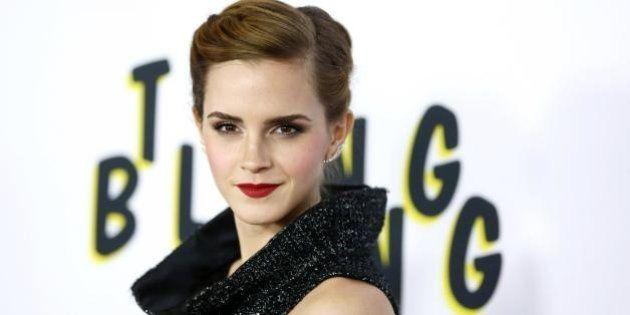 Emma Watson è la star più sexy del mondo. Batte perfino Angelina Jolie