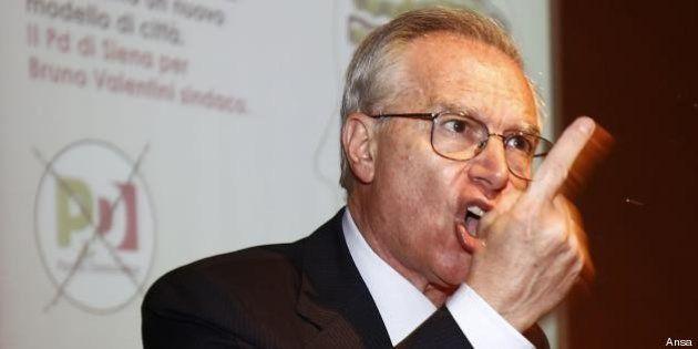 Mps, Guglielmo Epifani a Siena per la campagna elettorale: