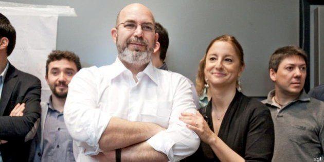 M5s: Roberta Lombardi e Vito Crimi su Oggi:
