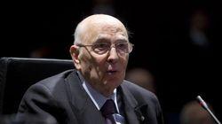 Forza Italia boicotta il discorso di Napolitano