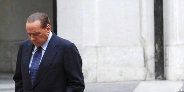 Processo Mediaset, Silvio Berlusconi stoppa la manifestazione dei falchi e dà il via libera alla modifica...