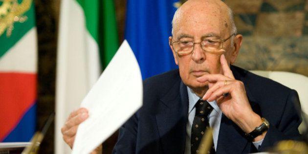 No Tav, Napolitano scrive a La Stampa:
