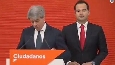 Ángel Garrido deja el PP y ficha por
