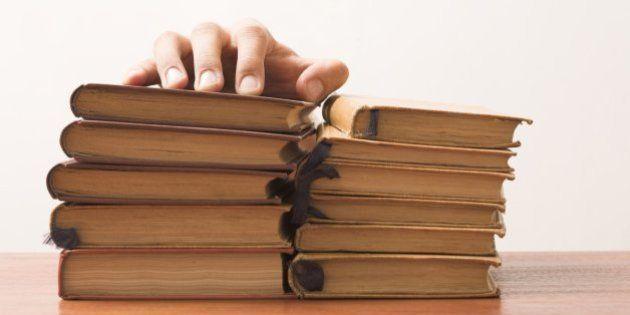 Sei italiani su dieci non hanno letto neanche un libro nel 2013. E il 10% non ne possiede neanche uno...