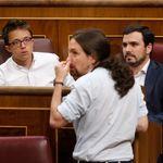Revuelo en Twitter por el mensaje de Errejón sobre cómo vio a Pablo Iglesias en el