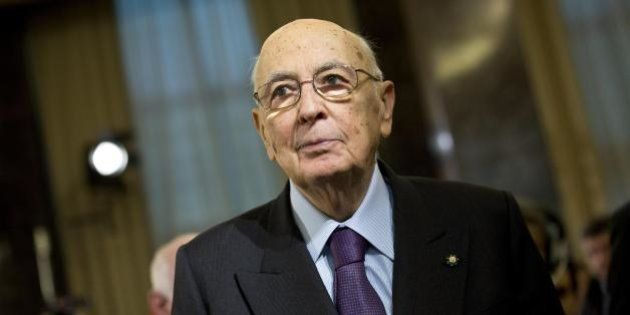 Giorgio Napolitano, Emanuele Macaluso: