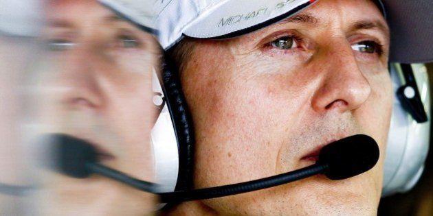 Michael Schumacher, i medici: