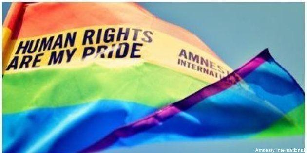Omofobia, Amnesty International scrive ai parlamentari: