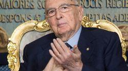 Mediaset. Giorgio Napolitano nel mirino del Pdl, ma la linea è calma e gesso, non è crisi di