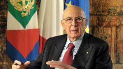 Giorgio Napolitano, discorso di fine anno (DIRETTA
