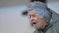 Beppe Grillo, contromessaggio di fine anno
